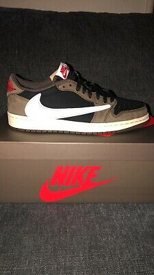 $700 • Buy Travis Scott Jordan 1 Low Size 7