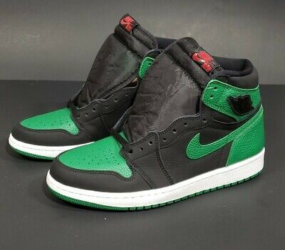 $200 • Buy Air Jordan 1 Retro High OG Pine Green Size 11 DSWT 100% Authentic