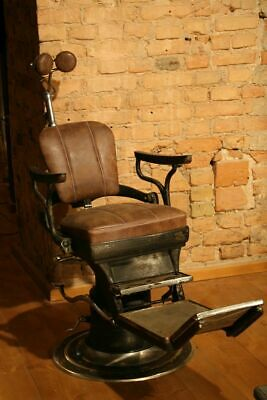 £934.98 • Buy Vintage LUX Dental Chair Of The 1930s.