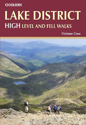 Cicerone Lake District: High Level And Fell Walks • 8.22£