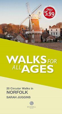 £5.84 • Buy Norfolk Walks For All Ages Book Bradwell Books