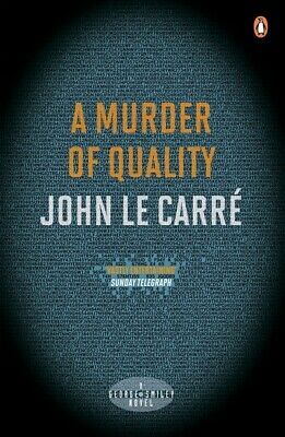£3.39 • Buy A Murder Of Quality By John Le Carr (Paperback / Softback) Fast And FREE P & P