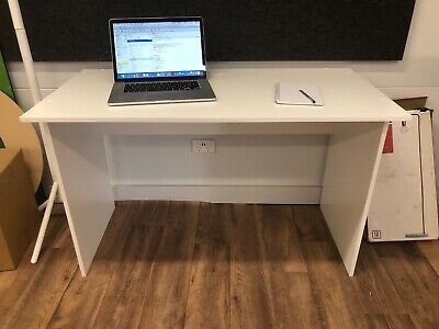 AU94.50 • Buy Student Study Desk, White, Flat Pack, Work Station Custom Available,
