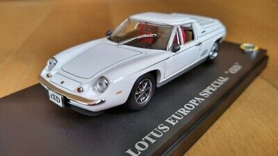 $ CDN222.12 • Buy Kyosho LOTUS EUROPA SPECIAL Ex-D Exdriver 1/43 Scale With Box Minicar Rare
