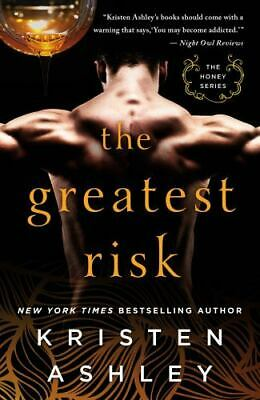 AU24.91 • Buy The Greatest Risk By Kristen Ashley Paperback Book