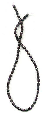 $199 • Buy SOUTH AFRICAN SUGILITE 5x7MM BARREL BEADS - 17.75  Strand - 2214C