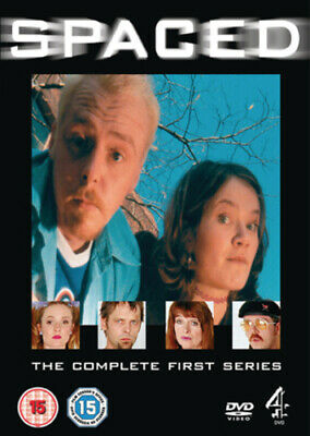 Spaced: The Complete First Series DVD (2006) Simon Pegg, Wright (DIR) Cert 15 • 1.48£
