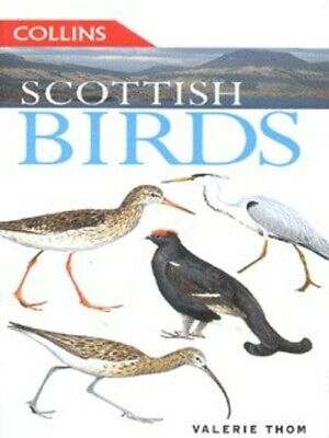 £2.16 • Buy Collins Guide: Scottish Birds By Valerie Thom (Paperback) FREE Shipping, Save £s