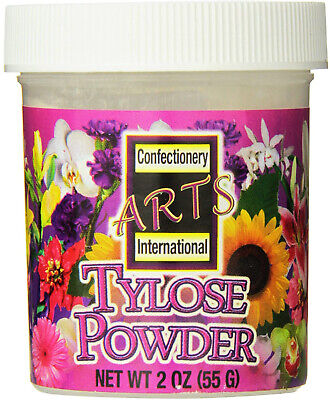 £10.94 • Buy Confectionery Arts International Professional Strength Tylose Powder 2 Ounce