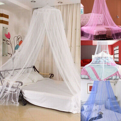 Princess Mosquito Net Children Girls Lace Dome Bed Canopy Fly Insect Protect  • 6.99£