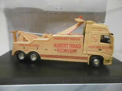 Oxford Truck DAF Recovery Boniface Underlift Ideal Code 3 1:76 Ref Gj  SALE • 19.99£