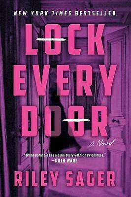 $15.49 • Buy Lock Every Door: A Novel By Riley Sager (English) Paperback Book Free Shipping!