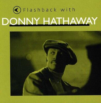 Donny Hathaway - Flashback With Donny Hathaway [New CD] • 7.13£