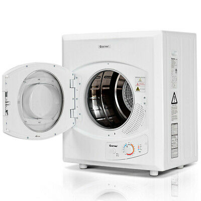 View Details Electric Tumble Compact Laundry Dryer Machine Stainless Steel Wall Mounted • 487.99$