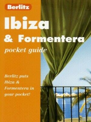 Berlitz Pocket Guide: Ibiza And Formentera By Ken Bernstein (Paperback / • 2.18£