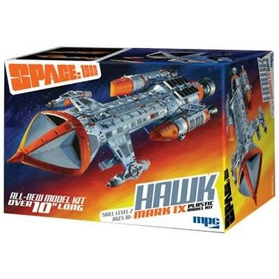 Space 1999 Hawk Spaceship 1/72 Scale Model Kit Re-Issue 189MP09 • 26.79£