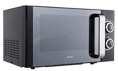 £44.99 • Buy Breville B17E9CMSB NEW 800W Compact Freestanding Manual 17L Microwave Black