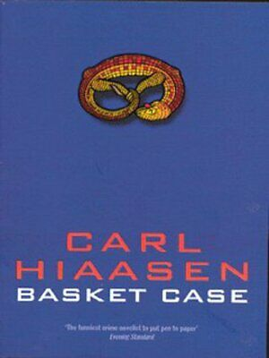 £2.68 • Buy Basket Case By Carl Hiaasen (Paperback) Highly Rated EBay Seller Great Prices