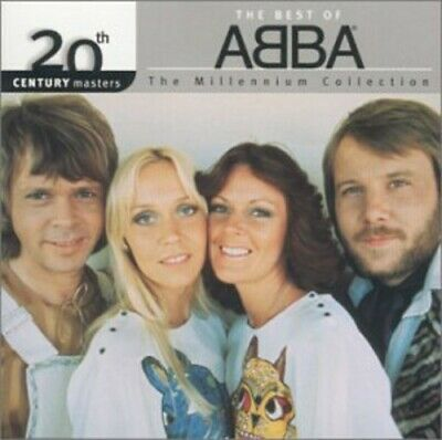 Abba : Millennium Collection-20th Century Maste CD Expertly Refurbished Product • 3.15£