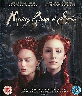 £3.38 • Buy Mary Queen Of Scots (BLU-RAY)
