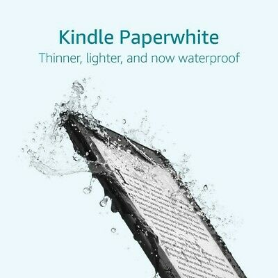 AU248.95 • Buy Kindle Paperwhite – Waterproof - Battery Lasts Weeks - Access Over 5M Titles 8GB
