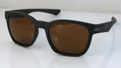 AU149.99 • Buy Oakley Sunglasses Garage Rock Matte Black Frame Dark Bronze Lenses New Last Few