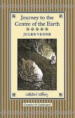 (Very Good)-Journey To The Centre Of The Earth (Collectors Library) (Hardcover)- • 4.65£