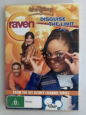 That's So Raven - Disguise The Limit (DVD, 2005) Region 4 - Disney • 7.04£