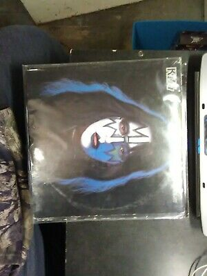 £55.22 • Buy Kiss Ace Frehley Solo Lp Record W/ Poster