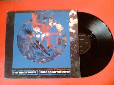 """THE THREE JOHNS Sold Down The River 12"""" Vinyl! The Mekons • 2.99£"""