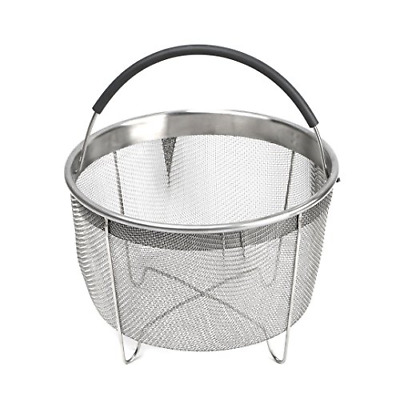 $18.44 • Buy Instant Pot Accessories 6 Quart Steamer Baskets Pressure Cooker Stainless Steel