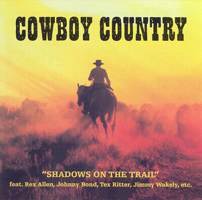 Various : Shadows On The Trail CD (2000) Highly Rated EBay Seller Great Prices • 4.98£