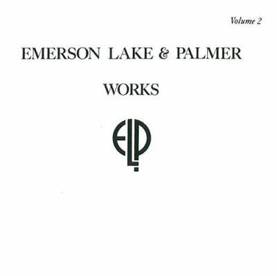 Emerson Lake & Palmer : Works 2 CD Value Guaranteed From EBay's Biggest Seller! • 3.48£