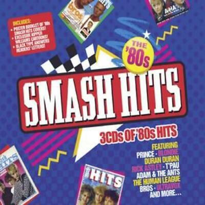£3.91 • Buy Various Artists : Smash Hits: The '80s CD 3 Discs (2008) FREE Shipping, Save £s