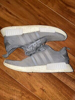 $ CDN140 • Buy NMD R1 Grey 3 Size 10.5. No Box. Will Be Cleaned Before Shipping.