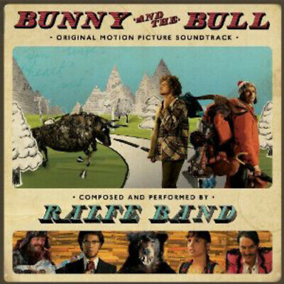 Ralfe Band : Bunny And The Bull CD (2010) Highly Rated EBay Seller Great Prices • 4.96£