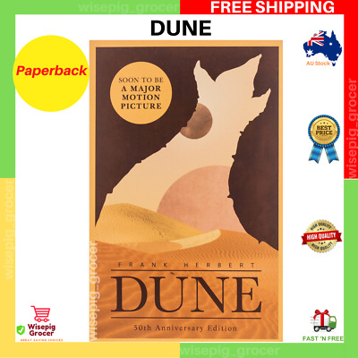 AU19.75 • Buy Dune By Frank Herbert - Paperback Book - BRAND NEW - FAST FREE SHIPPING AU