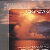 Various : Tchaikovsky The Great CD (1997) • 6.56£