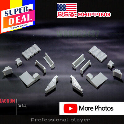 $13.99 • Buy New Dr.wu DW-P46 Magnum Weapon Kits For Transform Ultra Magnus Accessories
