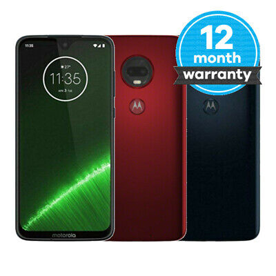 Motorola Moto G7 Plus - 64GB - All Colours - Unlocked/UK Network - Smartphone • 178.99£