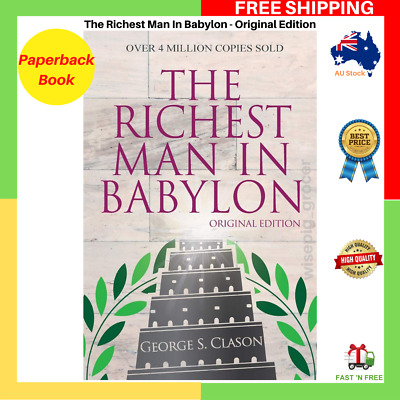 AU10.99 • Buy The Richest Man In Babylon - Original Edition Paperback Book - NEW FREE SHIPPING