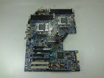 $ CDN84.45 • Buy 461439-001 HP Z600 Workstation Socket LGA 1366 Desktop Motherboard System Board