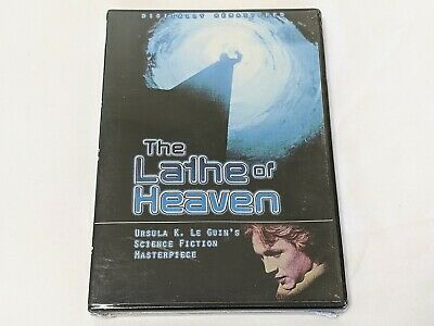 RARE OOP DVD Lathe Of Heaven (DVD,2000) NEWVIDEO OUT OF PRINT HARD TO FIND!!!! • 52.20£