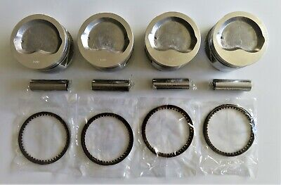 AU421.72 • Buy PISTON AND RING SET, + 1mm OVERSIZE SUIT TOYOTA 6,7,8FG, 4Y ENGINES