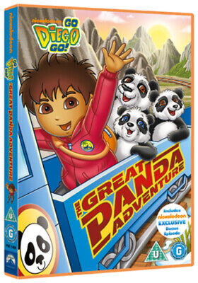 Go Diego Go!: The Great Panda Adventure DVD (2011) Chris Gifford Cert U • 3.90£