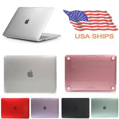 $6.53 • Buy For MacBook Air Pro 11 13 Inch 12  Retina Laptop Shockproof Hard Case Cover Skin