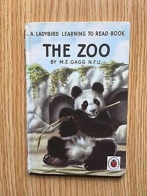 Ladybird Book The Zoo By M.E.Gagg 15p Edition Series 563 • 4.50£