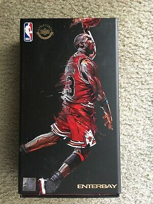 $550 • Buy Michael Jordan Enterbay Motion Masterpiece Series 2 Upper Deck Brand New