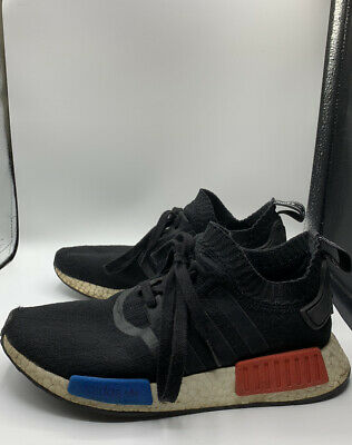 $ CDN100 • Buy Adidas NMD_R1 PK OG 2017 Black Runner Prime-knit U.S Size 7 Used 6/10 Condition