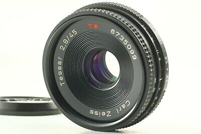 $179.99 • Buy 【NEAR MINT】Contax Carl Zeiss Tessar 45mm F/2.8 T* Pancake AEJ Lens FedEx From JP